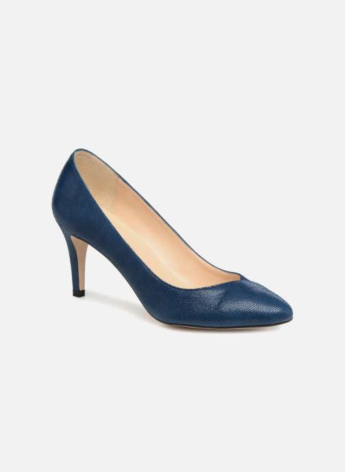 Zapatos de tacón Georgia Rose ECLAT Azul vista de detalle / par