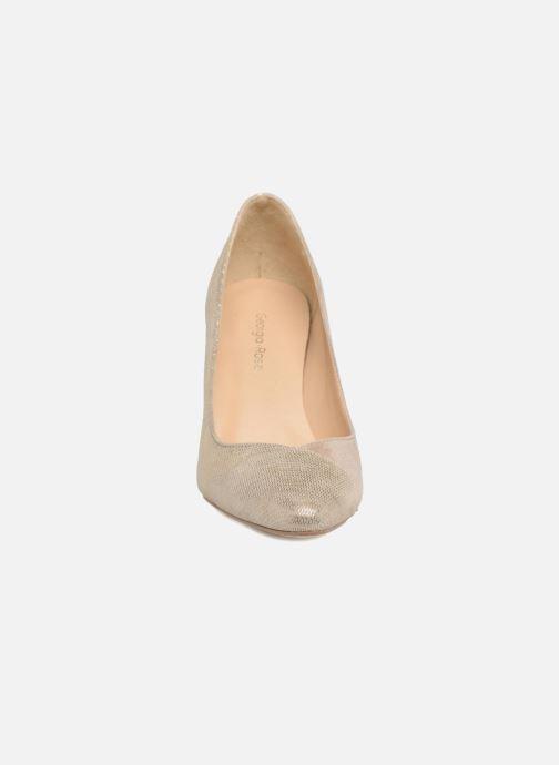 Escarpins Georgia Rose ECLAT Beige vue portées chaussures