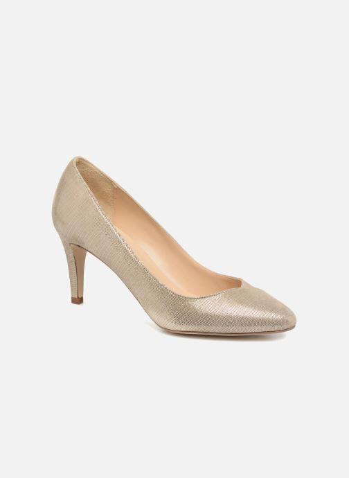 Zapatos de tacón Georgia Rose ECLAT Beige vista de detalle / par