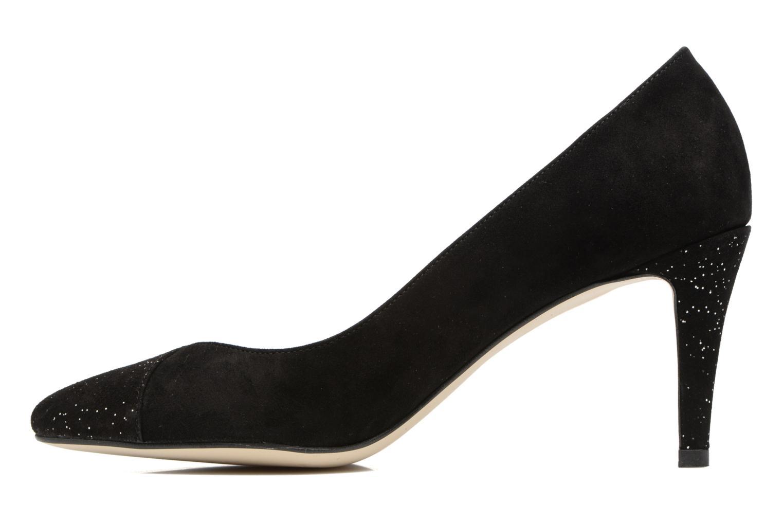 High heels Georgia Rose ECLAT Black front view