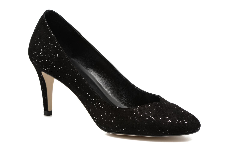 High heels Georgia Rose ECLAT Black detailed view/ Pair view