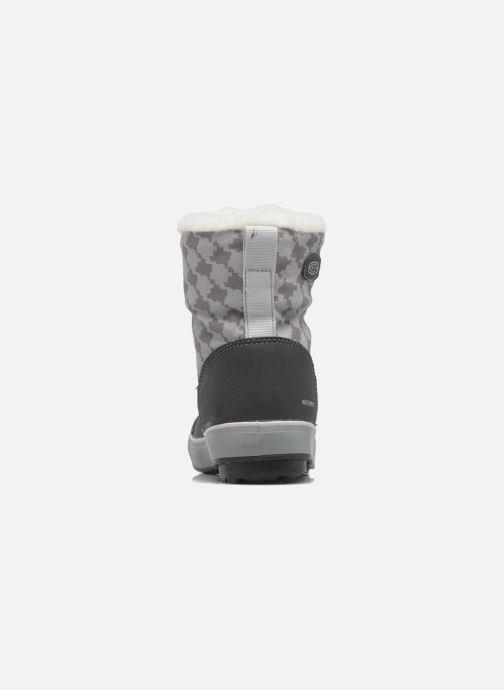 Zapatillas de deporte Keen Elsa Boot WP Negro vista lateral derecha