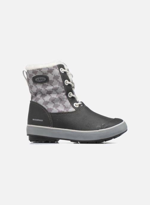 Zapatillas de deporte Keen Elsa Boot WP Negro vistra trasera