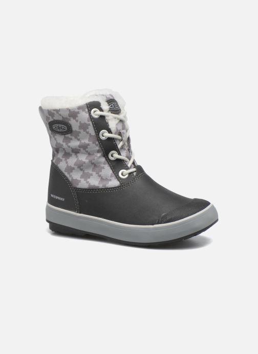 Zapatillas de deporte Keen Elsa Boot WP Negro vista de detalle / par