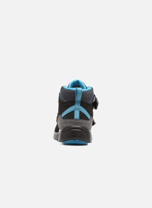 Zapatillas de deporte Keen Hikeport Mid Strap Negro vista lateral derecha