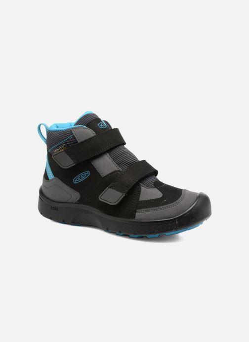 Zapatillas de deporte Keen Hikeport Mid Strap Negro vista de detalle / par