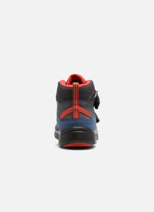 Chaussures de sport Keen Hikeport Mid Strap Bleu vue droite