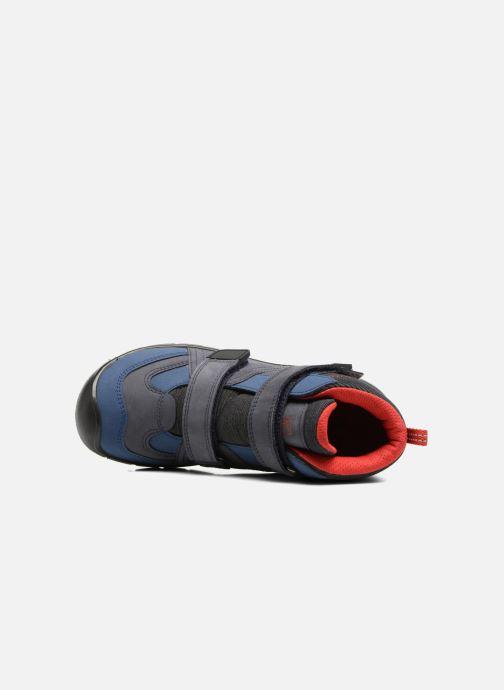 Chaussures de sport Keen Hikeport Mid Strap Bleu vue gauche