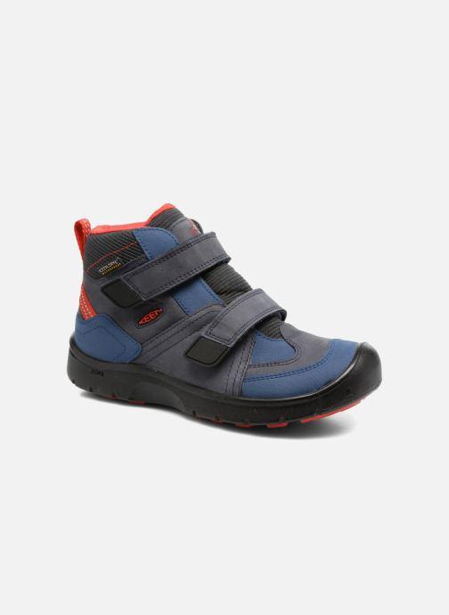Zapatillas de deporte Keen Hikeport Mid Strap Azul vista de detalle / par