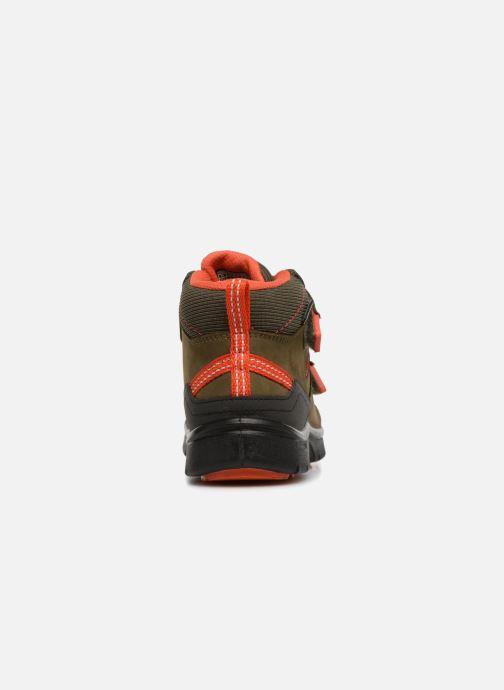 Chaussures de sport Keen Hikeport Mid Strap Marron vue droite