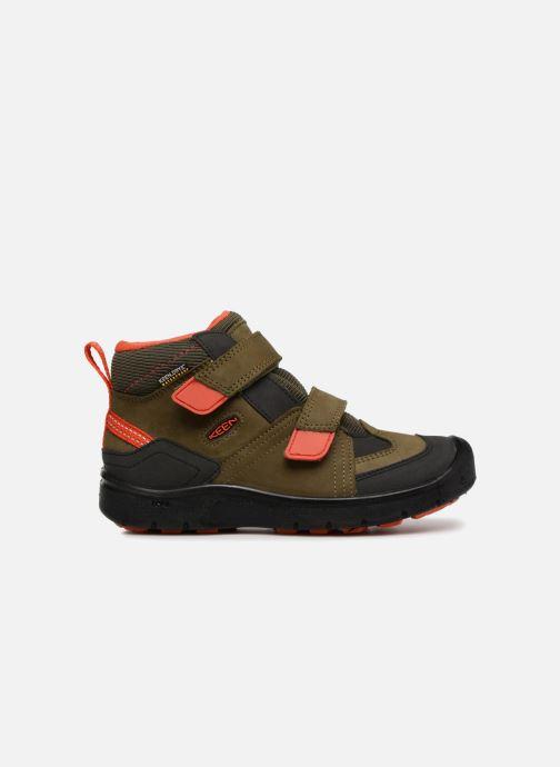 Chaussures de sport Keen Hikeport Mid Strap Marron vue derrière