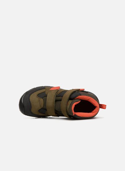 Chaussures de sport Keen Hikeport Mid Strap Marron vue gauche