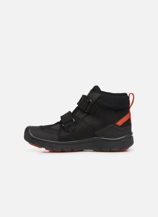 Zapatillas de deporte Keen Hikeport Mid Strap Negro vista de frente