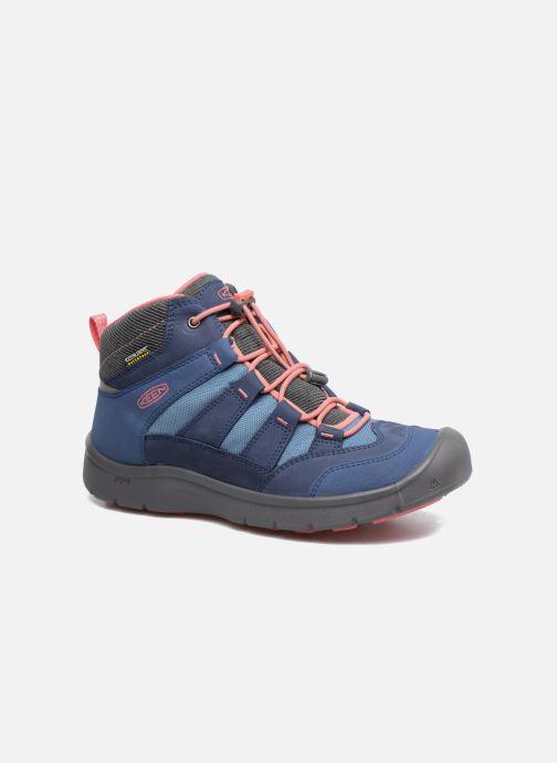 Chaussures de sport Keen Hikeport Mid youth Bleu vue détail/paire