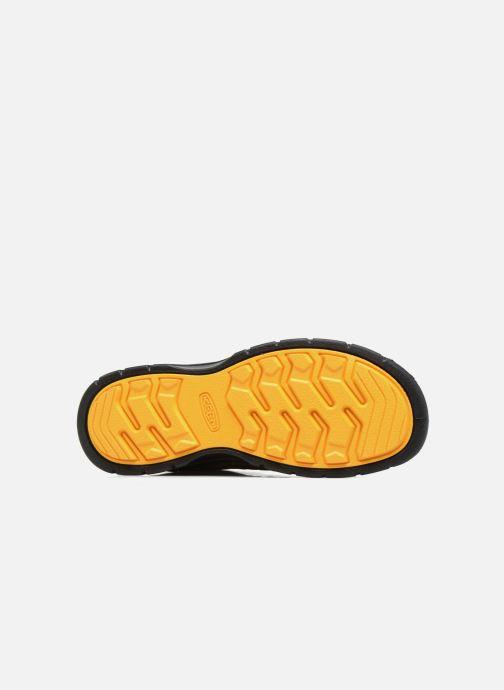 Zapatillas de deporte Keen Hikeport Mid youth Verde vista de arriba