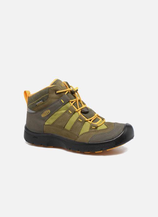 Zapatillas de deporte Keen Hikeport Mid youth Verde vista de detalle / par