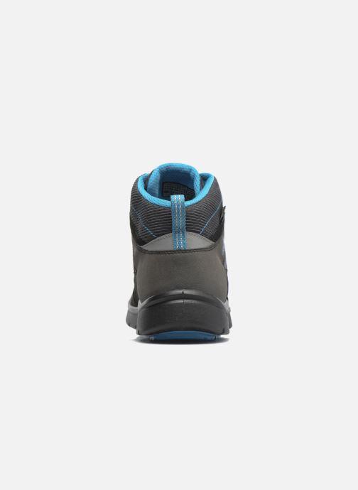 Zapatillas de deporte Keen Hikeport Mid youth Negro vista lateral derecha