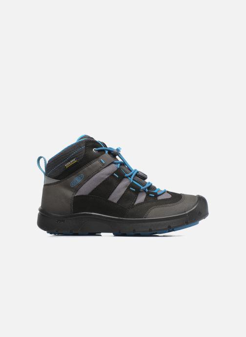 Chaussures de sport Keen Hikeport Mid youth Noir vue derrière