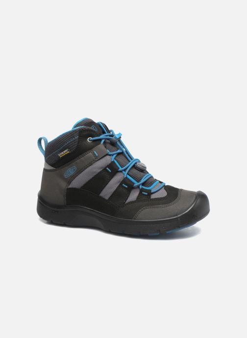 Chaussures de sport Keen Hikeport Mid youth Noir vue détail/paire