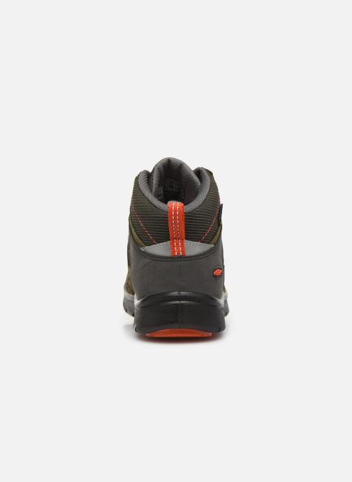 Chaussures de sport Keen Hikeport Mid youth Vert vue droite