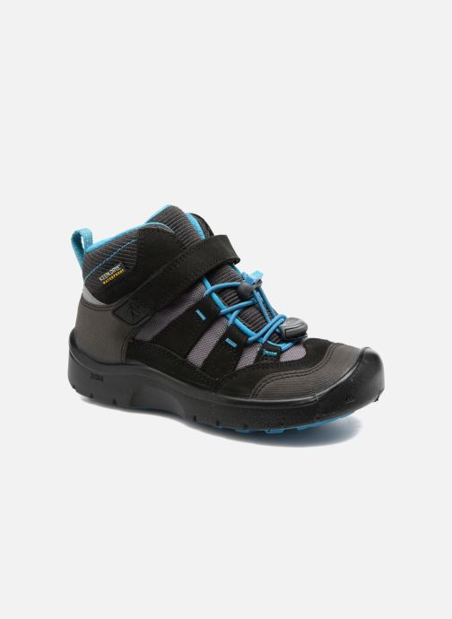 Chaussures de sport Keen Hikeport Mid children Noir vue détail/paire