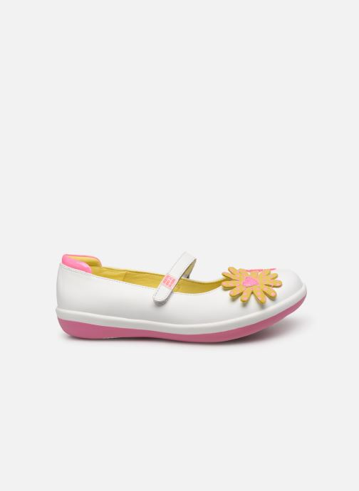Sneaker Agatha Ruiz de la Prada Butterfly weiß ansicht von hinten