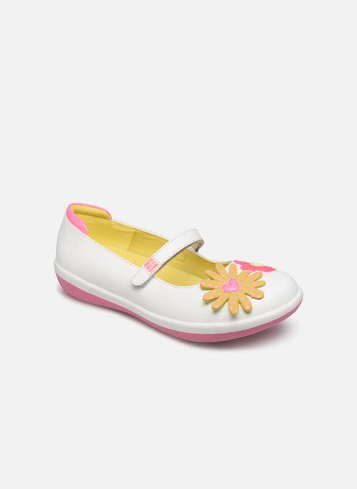 Sneakers Agatha Ruiz de la Prada Butterfly Wit detail