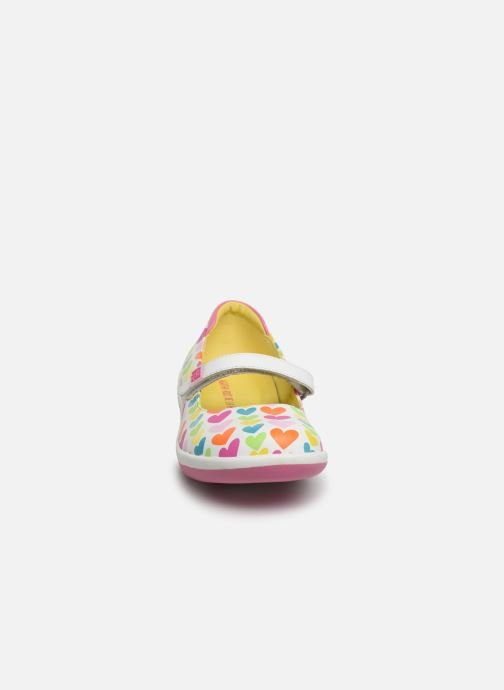 Trainers Agatha Ruiz de la Prada Butterfly Multicolor model view