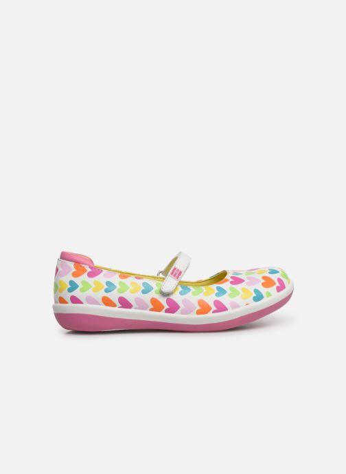 Sneaker Agatha Ruiz de la Prada Butterfly mehrfarbig ansicht von hinten