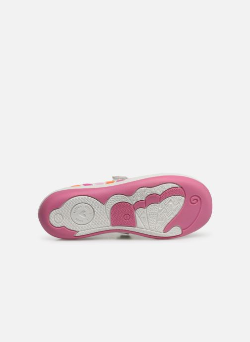 Trainers Agatha Ruiz de la Prada Butterfly Multicolor view from above