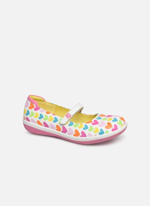 Trainers Agatha Ruiz de la Prada Butterfly Multicolor detailed view/ Pair view
