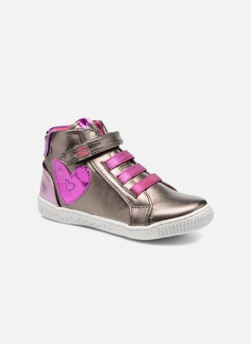 Sneakers Agatha Ruiz de la Prada Flow 4 Zilver detail