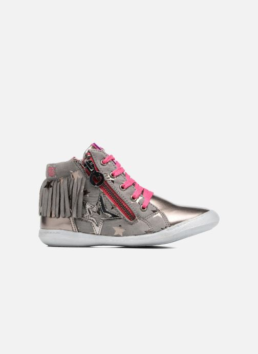 Sneakers Agatha Ruiz de la Prada Clever Mid 3 Argento immagine posteriore