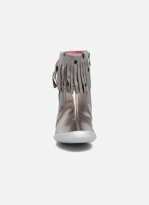 Boots & wellies Agatha Ruiz de la Prada Clever Boots 3 Silver model view