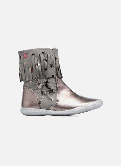 Bottes Agatha Ruiz de la Prada Clever Boots 3 Argent vue derrière