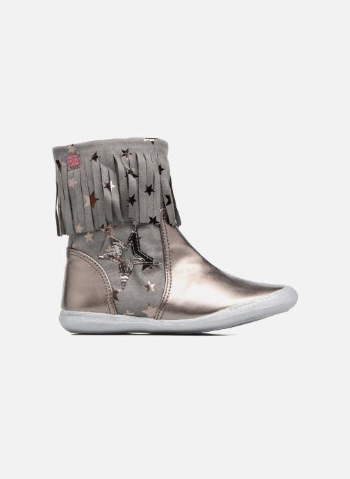 Boots & wellies Agatha Ruiz de la Prada Clever Boots 3 Silver back view