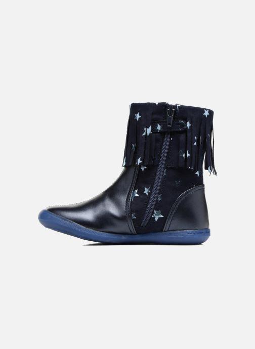 Boots & wellies Agatha Ruiz de la Prada Clever Boots 3 Blue front view