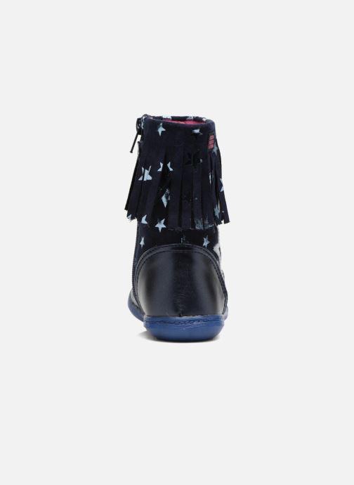 Botas Agatha Ruiz de la Prada Clever Boots 3 Azul vista lateral derecha