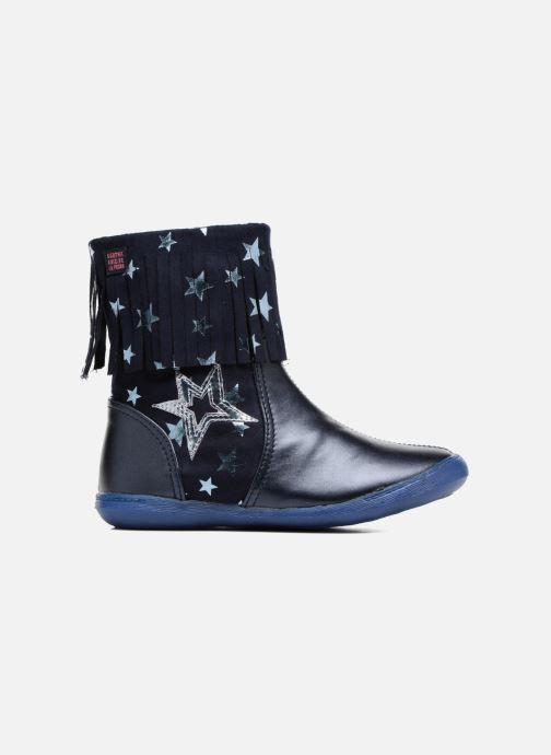 Stiefel Agatha Ruiz de la Prada Clever Boots 3 blau ansicht von hinten