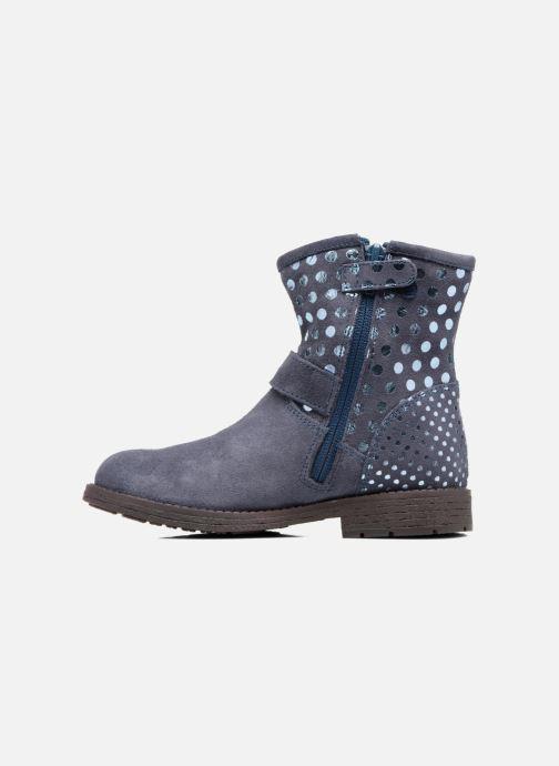 Ankle boots Agatha Ruiz de la Prada Vagabunda Blue front view