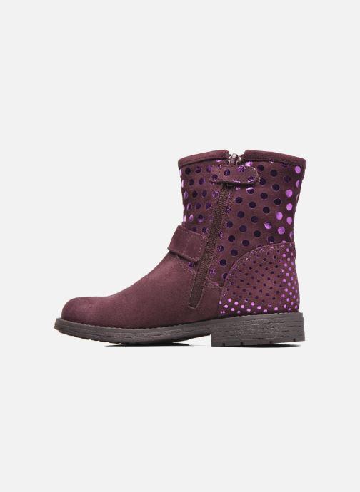 Bottines et boots Agatha Ruiz de la Prada Vagabunda Bordeaux vue face