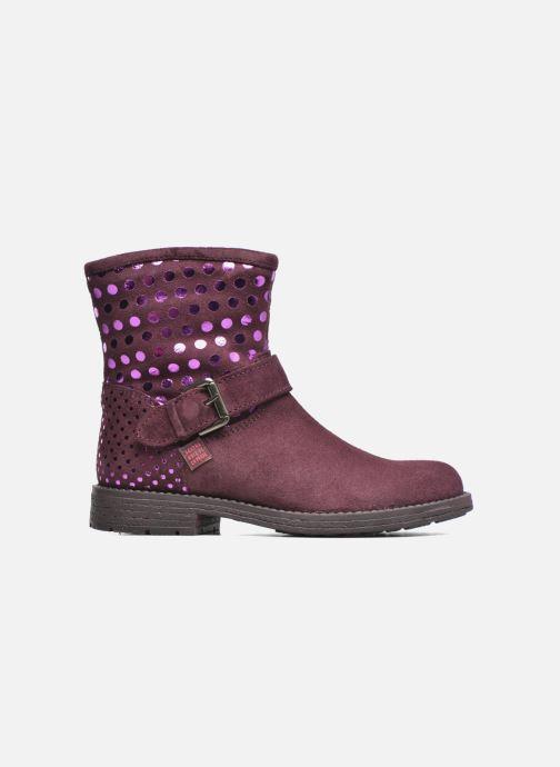 Bottines et boots Agatha Ruiz de la Prada Vagabunda Bordeaux vue derrière