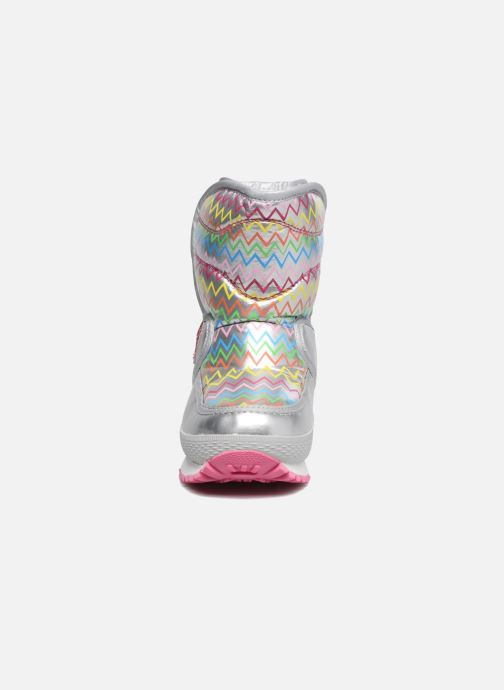 Sport shoes Agatha Ruiz de la Prada Apreski Silver model view