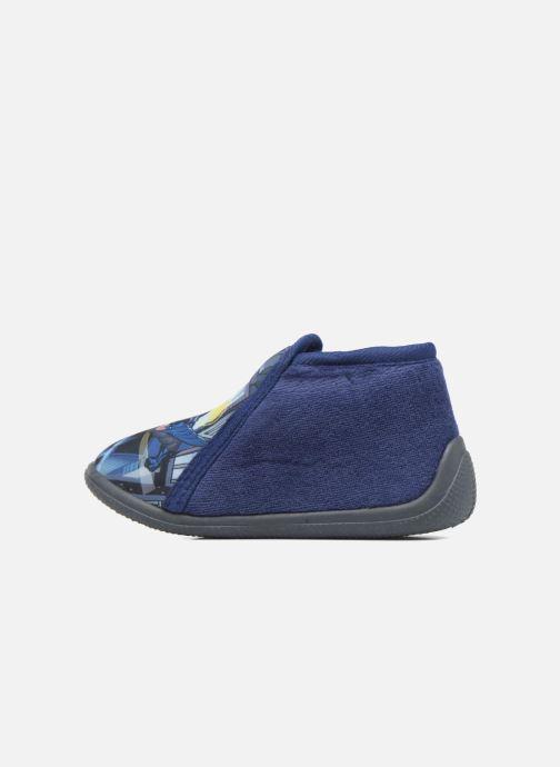Pantofole Batman Bat Bolby Azzurro immagine frontale