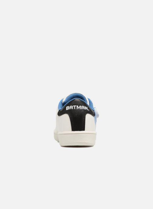 Sneakers Batman Bat Marco Bianco immagine destra