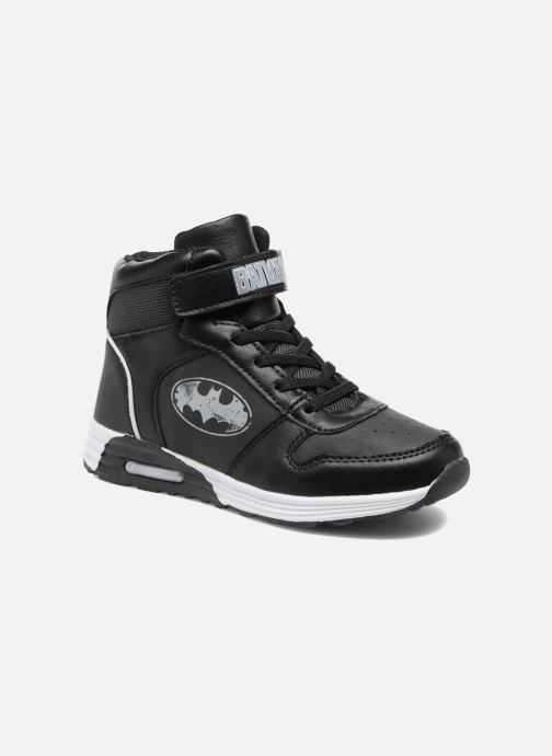 Trainers Batman Bat Moris Black detailed view/ Pair view