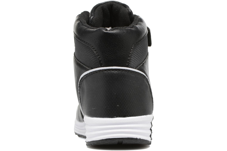 Sneakers Batman Bat Moris Nero immagine destra