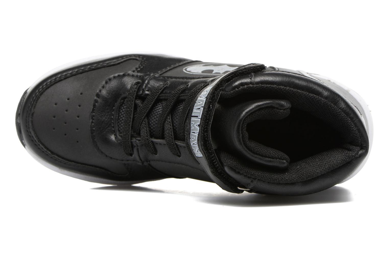 Sneakers Batman Bat Moris Nero immagine sinistra