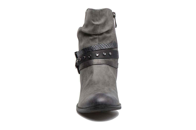 Bottines et boots Marco Tozzi Guppy 2 Gris vue portées chaussures