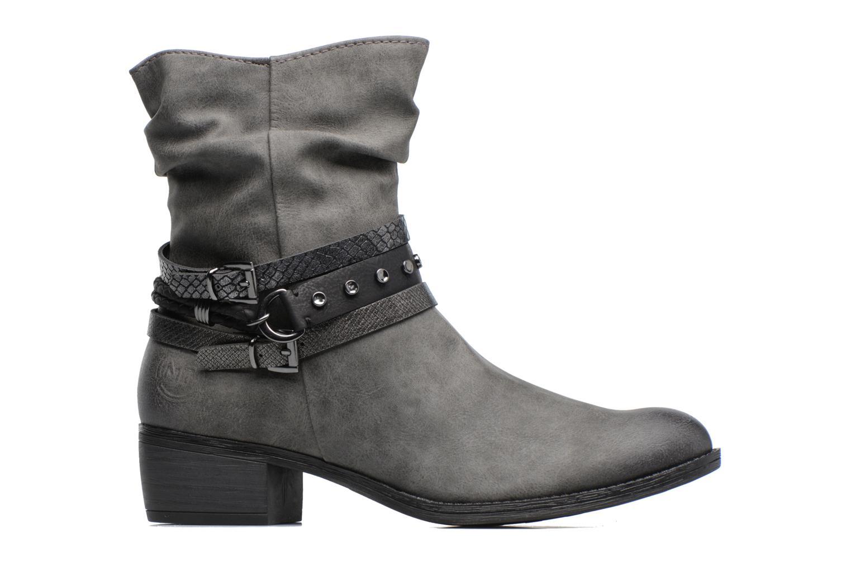 Bottines et boots Marco Tozzi Guppy 2 Gris vue derrière